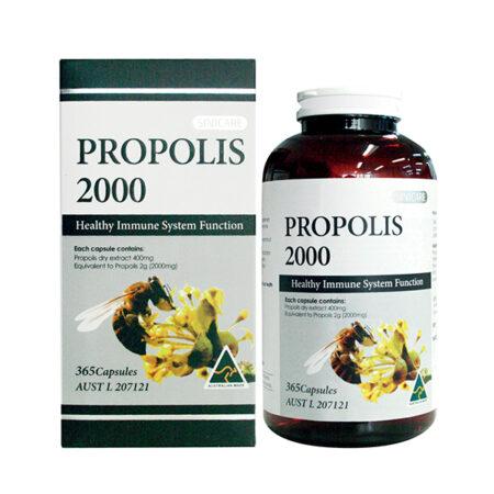 SINICARE Propolis 2000 365s